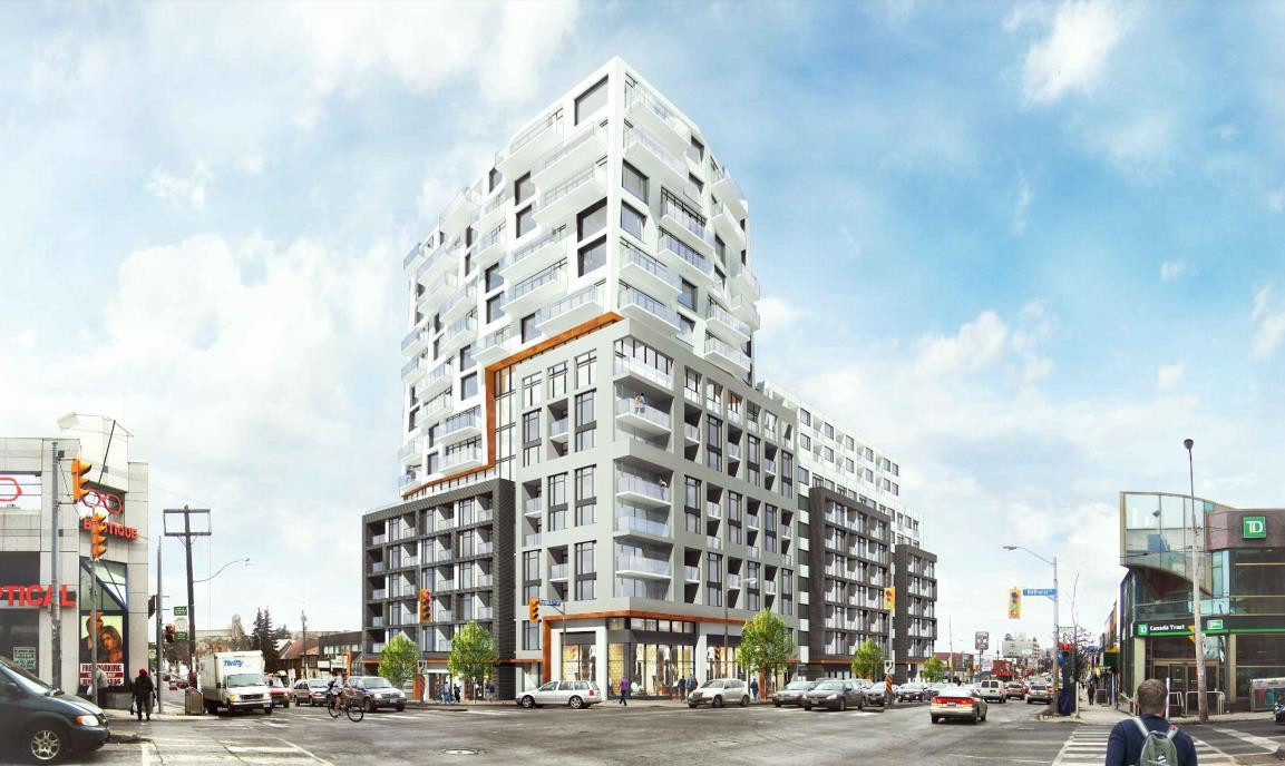 The Forest Hill 精品楼花楼盘高级公寓 condo,大堂直通地铁,一流教育 特级VIP代理
